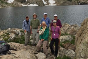 National Park HIKING TOURS | Timberline Adventures :: Fully supported hiking tours in Rocky Mountain National Park and over the continental divide.  Committed to adventure for over 35 years – we know adventure!