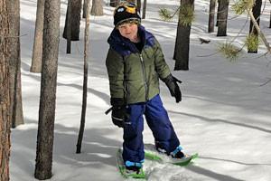 Rocky Mountain Adventures - snowshoe rentals