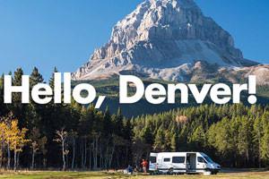 Campervan North America - Car & RV together
