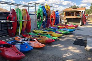 Rocky Mountain Adventures - let's go float