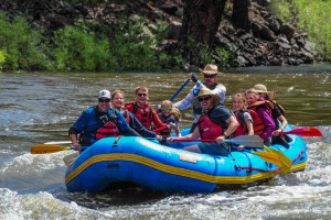 Mad Adventures - Raft & Camping Overnight trip