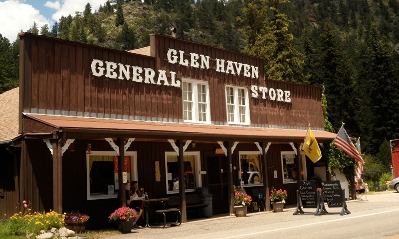 Glen Haven Estes Park Colorado