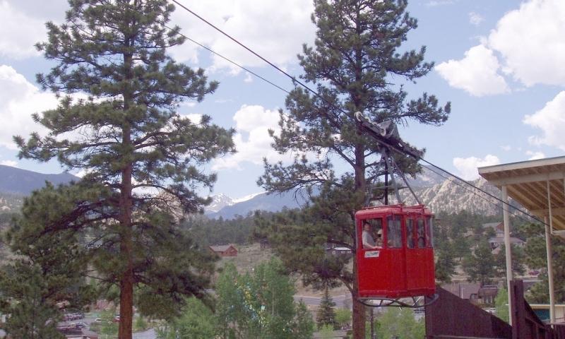 Estes Park Tram