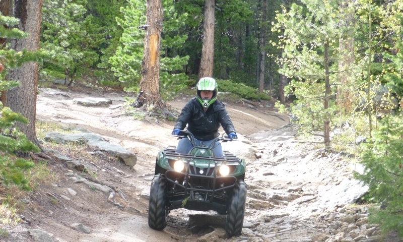 Estes Park Colorado Atv Rentals Jeep Tours Amp Trails