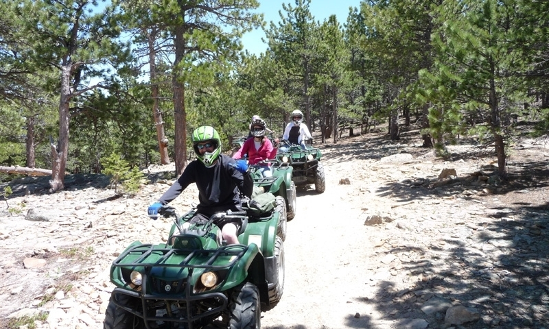 Rocky Mountain ATV Trails