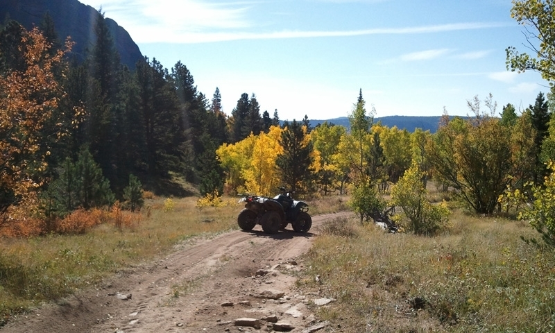 Rocky Mountain Jeep Tours