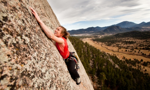 Estes Park Colorado Climbing