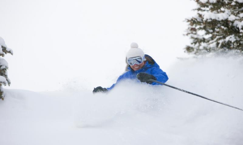 Winter Park Colorado Skiing Powder