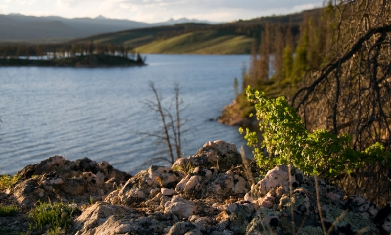 Lake granby colorado fishing camping boating alltrips for Fishing lakes in colorado springs