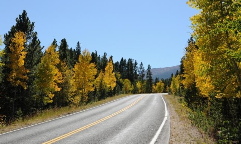 Peak to Peak Scenic Byway