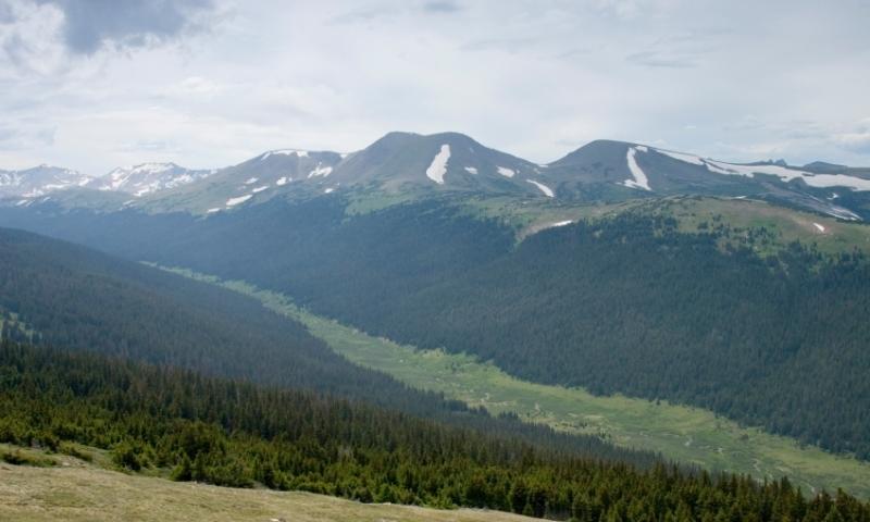 Comanche Peak Wilderness In Colorado Alltrips