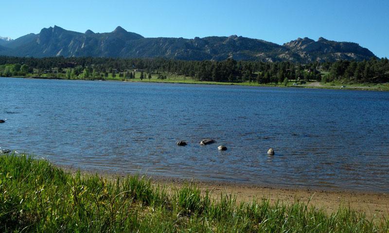 Mummy Range Estes Park Colorado