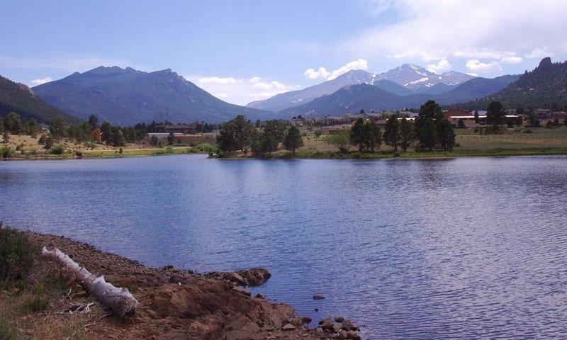 Lake Estes Colorado Fishing Camping Boating Alltrips