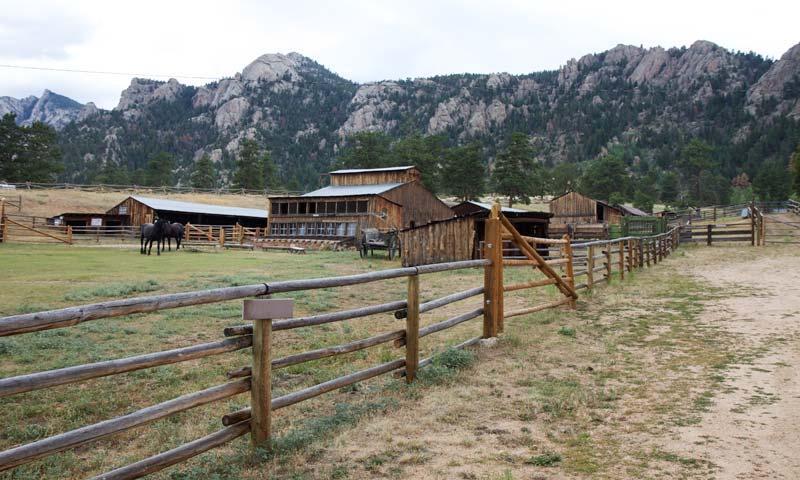 MacGregor Ranch in Estes Park