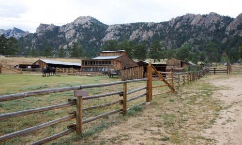 MacGregor Ranch in Estes Park