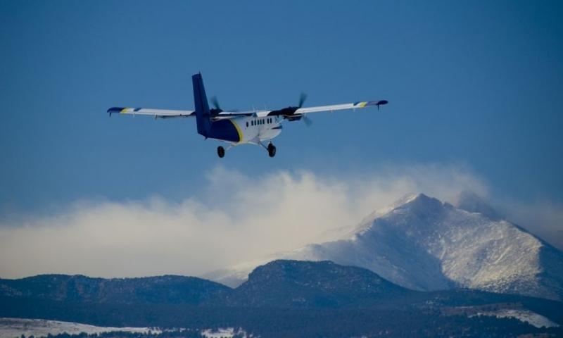 Longmont Colorado Airplane